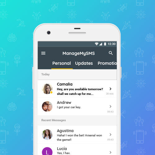 Managemysms app thumb